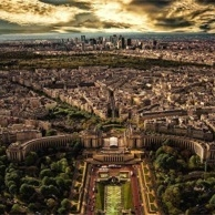 Paris, the tourist centre of Europe