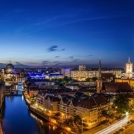 La historia recorre las calles de Berlín