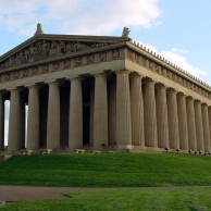 Greece in its purest style, the Parthenon