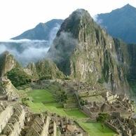 Las ruinas de una ciudad perdida, Machu Picchu