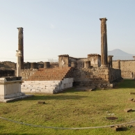 Pompeii, the tragic end of a civilization