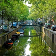 Amsterdam, una de las ciudades mas interesantes de Europa, y no solo por su cafe...