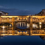 Bridges in the world : Ponte Vecchio