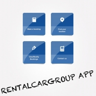 Rentalcargroup App and its functioning