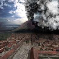 La trágica historia de Pompeya, visitando una antigua ciudad Romana.