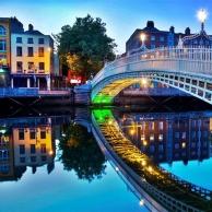 Las maravillas de una ciudad Irlandesa, Dublín