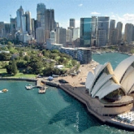 Probably one of the best cities in the Pacific ... Are you coming with us to Sydney?