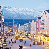 A visit to Innsbruck in Austria, a place to enjoy winter