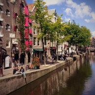 One of the most interesting cities in Europe, Amsterdam