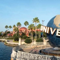 Orlando: Universal Studios Florida and Islands of Adventure Parks