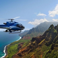 Hawaii and the most impressive landscapes of the Jurassic Park series