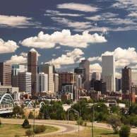 Enjoy winter in Denver (USA), the capital of Colorado