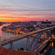 Travel Portugal from north to south in a single road trip