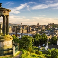 10 places to see in Edinburgh (Scotland)