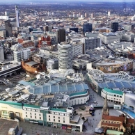 Visit Birmingham and meet England's second largest city