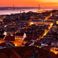 Lisbon, a lively and joyful