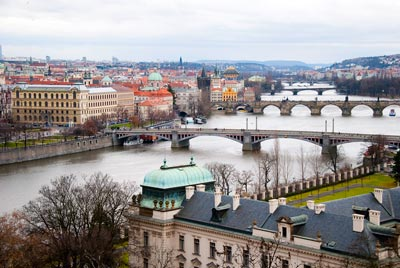Cheap Car Rental Prague
