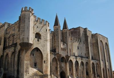 Avignon Leje af bil