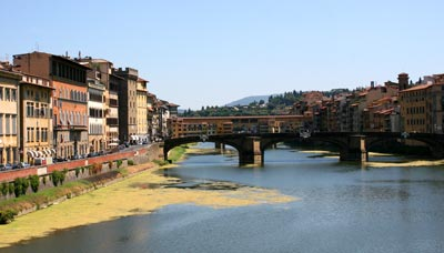 how to get from florence airport to city center