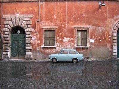 Roma Termini Est. De Tren  Alquiler de coches
