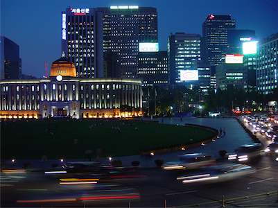 Seoul Gimpo Airport Car Rental
