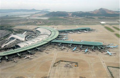 Сеул Incheon International аэропорт Прокат автомобилей