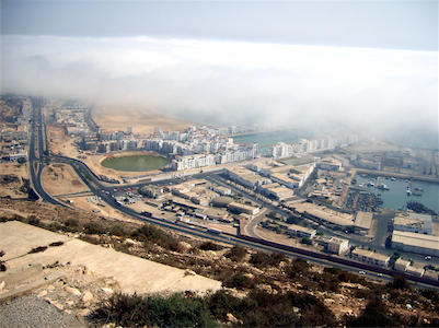 Agadir Lufthavn Leje af bil