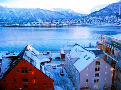 Tromso Havaalanı Araba Kiralama