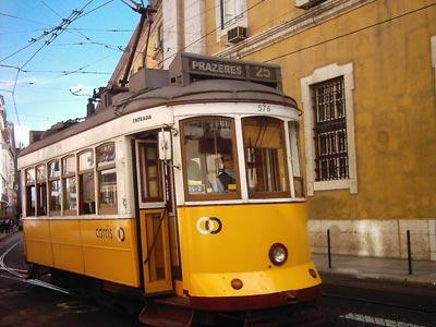 Lissabon Bilutleie