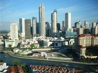 Singapore Changi Airport Car Rental