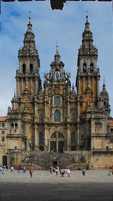 Santiago Compostela Flyplass Bilutleie
