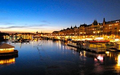 Stockholm Arlanda Int . Najam vozila