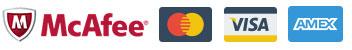 McAfee SECURE-sivustot auttavat pitämään sinut turvassa identiteettivarkauksilta, luottokorttipetoksilta, vakoiluohjelmilta, roskapostilta, viruksilta ja Internet-huijauksilta.
